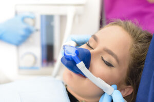Laughing Gas Sedation in Toronto